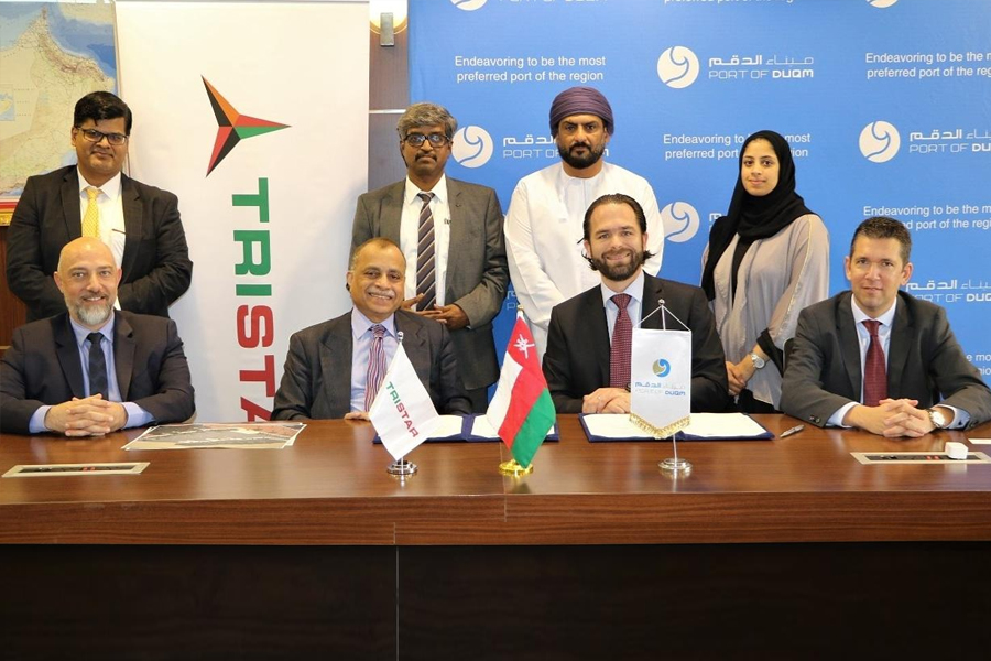 Tristar Group acquires Logistics Land in the Port of Duqm