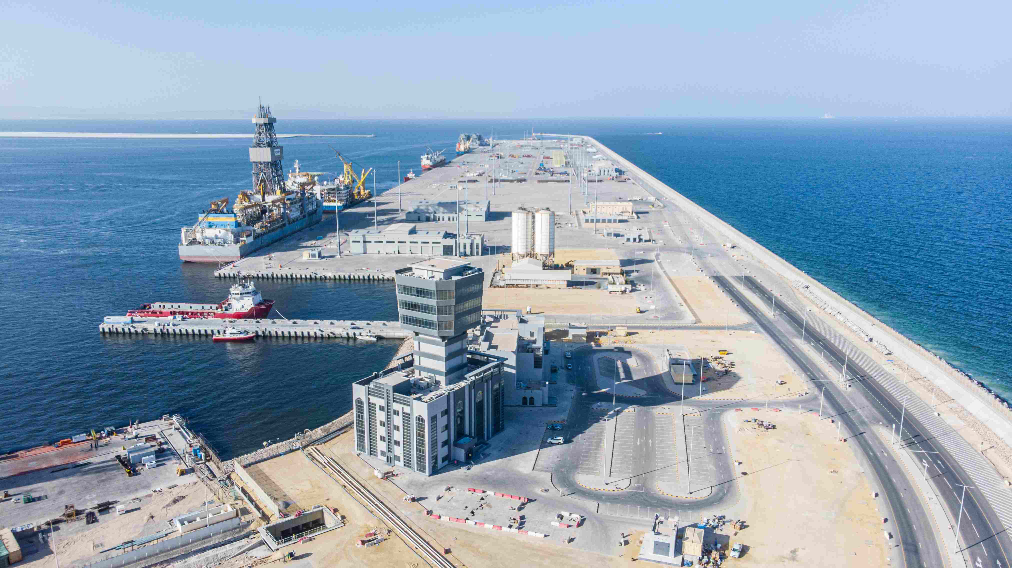 Port of Duqm ready to provide storage options