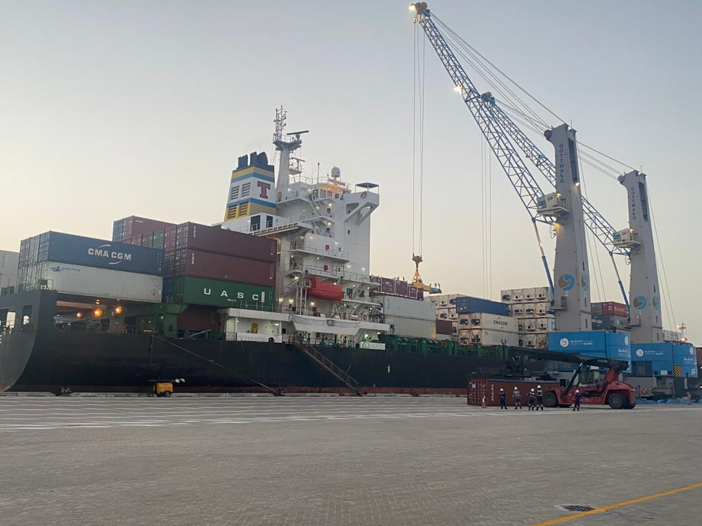 Port of Duqm welcomes COSCO